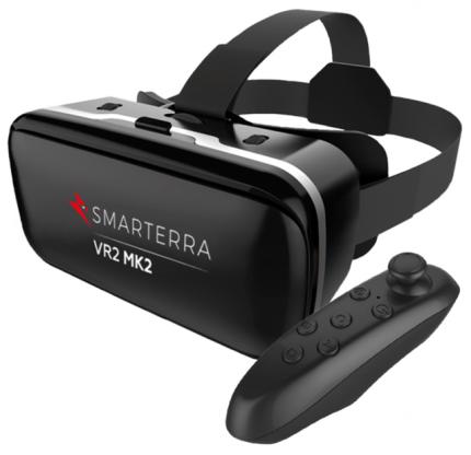 3D очки Smarterra VR2 Mark 2 Pro с пультом