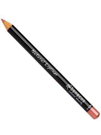 Карандаш для губ Benecos контурный коричневый натуральный, 1.13 г