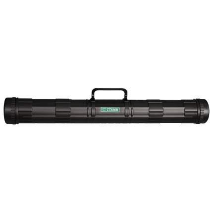 СТАММ диаметр 9 см, длина 70 см, А1, черный, с ручкой