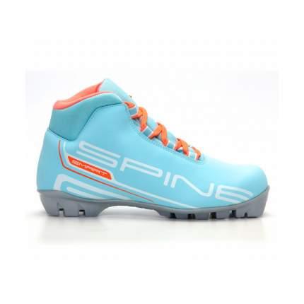 Ботинки для беговых лыж Spine NNN Smart Lady 357/40 2021, 38