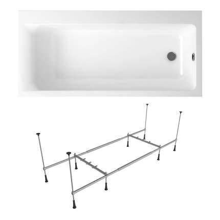 Акриловая ванна Lavinia Boho Catani S1-3712160R 160x80 правая