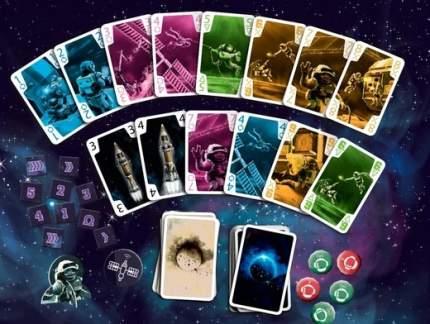 Настольная игра ZVEZDA Экипаж Экспедиция к девятой планете