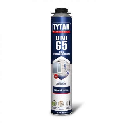 Монтажная пена Titan Uni (Титан Уни) 65 летняя