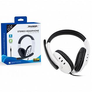 Гарнитура Stereo Headphone PS5/Xbox 360/Xbox One/N-Switch (DOBE TY-0820)