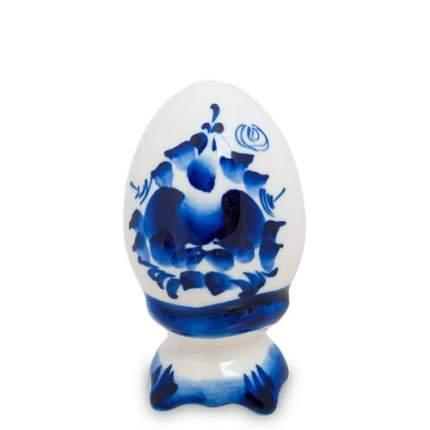 Фигурка декоративная Art East, Пасхальное-Яйцо, 7,5 см, гжель