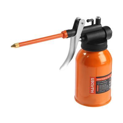 Масленка-нагнетатель стальная 300ml// HARDEN 670003