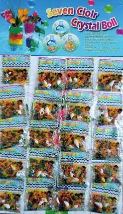 Орбизы Гелевые шарики набор разноцветных шариков  20 уп (Орбиз)