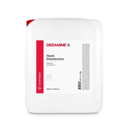 Антисептик Flexfresh, для рук и бытовых поверхностей со спиртом 70%, 5 литров