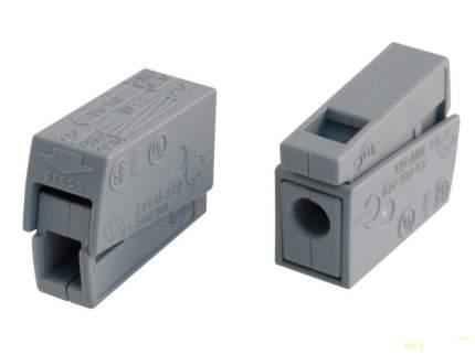 Клемма Wago 224-101, 1,0-2,5 мм.кв. без пасты (5 шт)