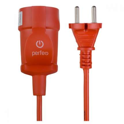 Силовой удлинитель Perfeo Ru Power PF_C3272 50м 1гн 10А ПВС 2х1,0