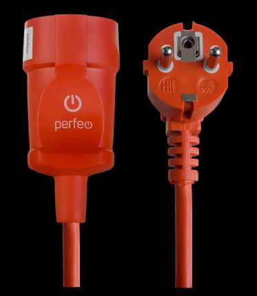Силовой удлинитель Perfeo Ru Power PF_C3271 40м 1гн 10А ПВС 2х1,0