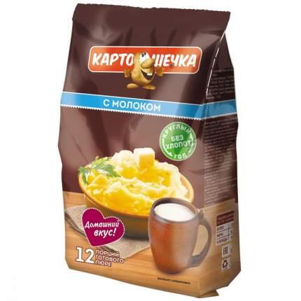 """Пюре картофельное Картошечка """"С молоком"""", 320 г"""