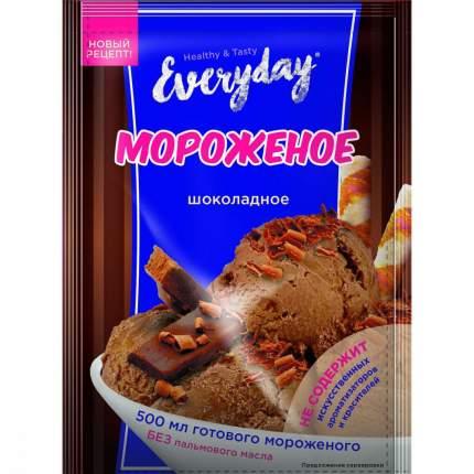 """Смесь для приготовления мороженного Everyday """"Шоколад"""", 55 г"""