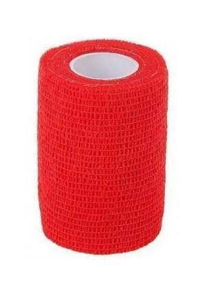 Бинт самофиксирующийся Luxsan 15 см х 450 см Красный