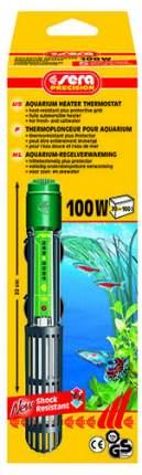 Обогреватель погружной для аквариума Sera Precision, кварцевое стекло, 100 Вт