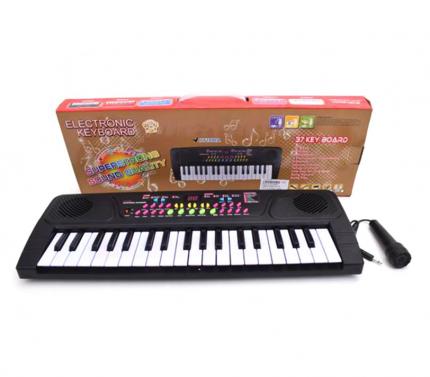 Синтезатор детский Наша игрушка 37 клавиш, арт. HY1896A