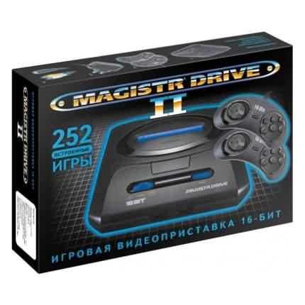 Игровая приставка Sega Magistr Drive 2 252 игры
