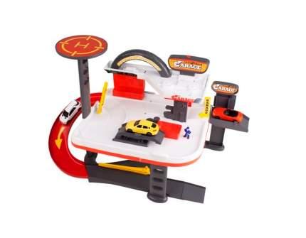 Набор игровой Teamsterz двухуровневый гараж (1415943)