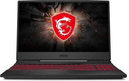 Игровой ноутбук MSI GL65 10SCXR-056XRU Leopard (9S7-16U822-056)