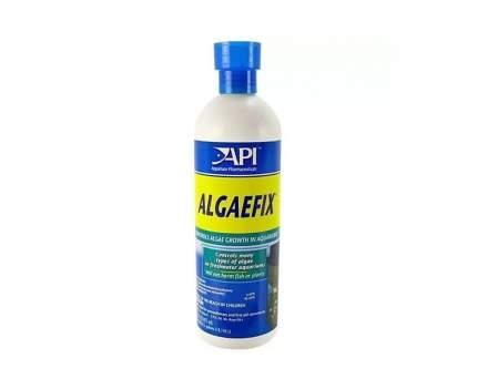 Средство для борьбы с водорослями в аквариуме API Альджефикс 237 мл