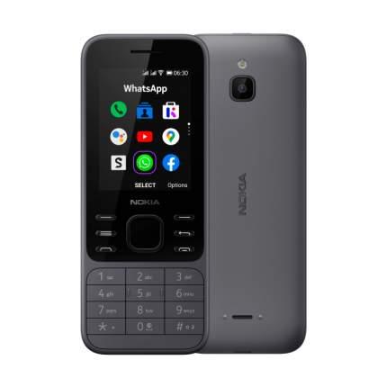 Мобильный телефон Nokia 6300 DS TA-1294 4G CHARCOAL