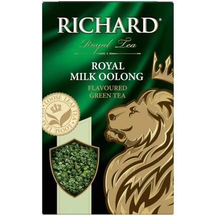 Чай Richard Royal Milk Oolong молочный улун 90 г