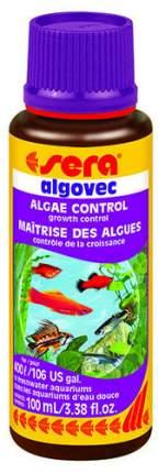 Средство для борьбы с водорослями в аквариуме Sera ALGOVEC 100 мл