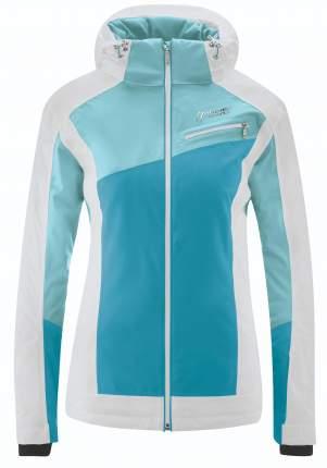 Куртка Горнолыжная Maier 2020-21 Tsey Белый/Голубой (Eur:44), 2020-21