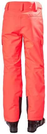 Брюки Горнолыжные Helly Hansen 2020-21 Switch Cargo Insulated Neon Coral (Us:m), 2020-21