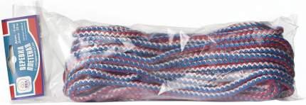 Бельевая веревка плетеная с сердечником 6мм (20м)