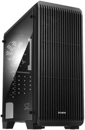 Корпус компьютерный Zalman S2 Tempered Glass Black (S2 TG)