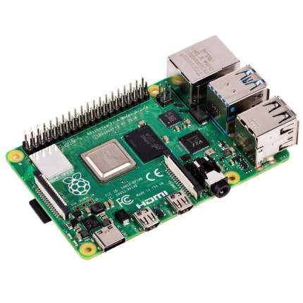 Системный блок мини Raspberry Pi 4 Model B (RA545)
