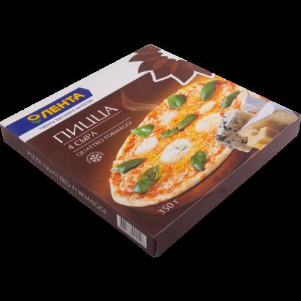 Пицца Лента 4 сыра