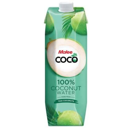 Кокосовая вода Malee 100% 1 л Таиланд