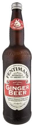 Напиток безалкогольный газированный Fentimans Ginger Beer 0.75 л, Великобритания