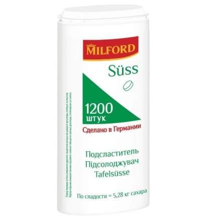 Подсластитель Milford на основе цикламата натрия и сахарина натрия 1200 штук