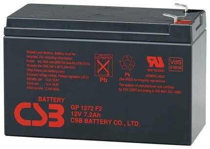 Аккумулятор для ИБП CSB GP 1272 F2 12V/7.2AH