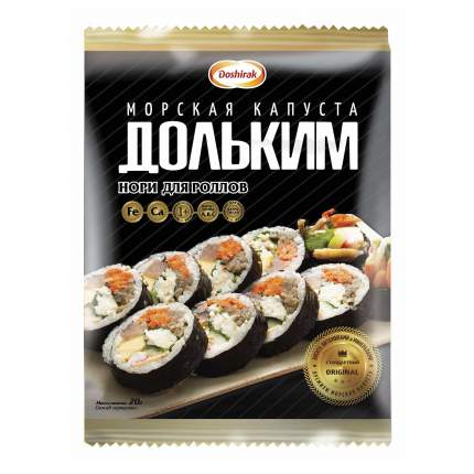 Морская капуста Доширак ДольКим 20 г