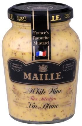 Горчица с белым вином Maille 200 мл, Франция
