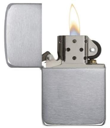 Бензиновая зажигалка Zippo №1941 Brushed Chrome