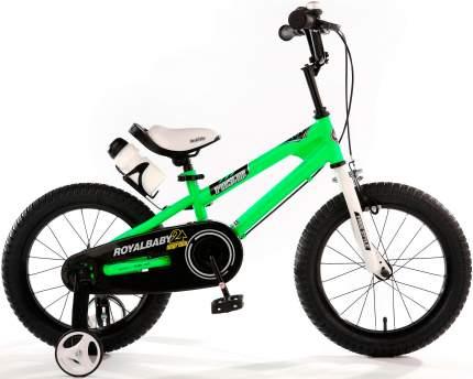 """Велосипед Royal Baby Freestyle 18"""" RB18B-6_Зеленый"""