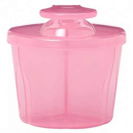 Дозатор для сухой смеси Dr Brown's цв. розовый 750 мл
