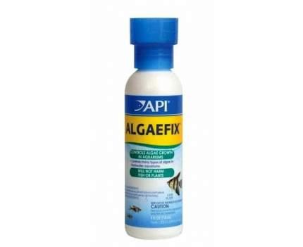 Средство для борьбы с водорослями в аквариуме API Альджефикс 118 мл