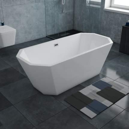 Ванна GROSSMAN GR-1301 (161x74x56) отдельностоящая