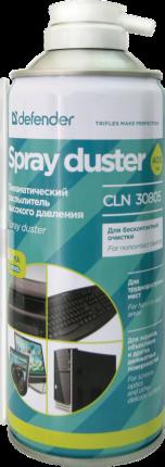Сжатый воздух Defender CLN30805 400мл