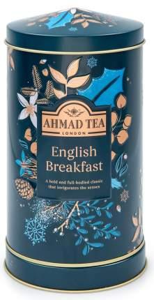 Чай Ahmad Tea Английский завтрак, Таинственные Сумерки черный музыкальная шкатулка 80г