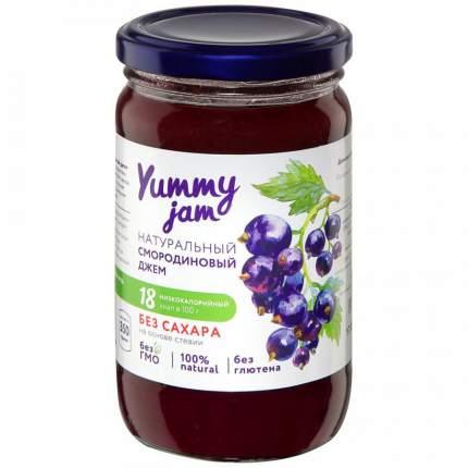 Джем Yummy jam смородиновый без сахара 350 г