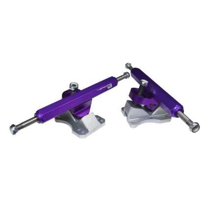 Подвеска для скейтборда Surf Rodz 45114 Fix Ndeesz 2014 159 мм purple/purple/raw