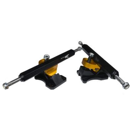 Подвеска для скейтборда Surf Rodz 45109 Fix Ndeesz 2014 159 мм black/gold/black