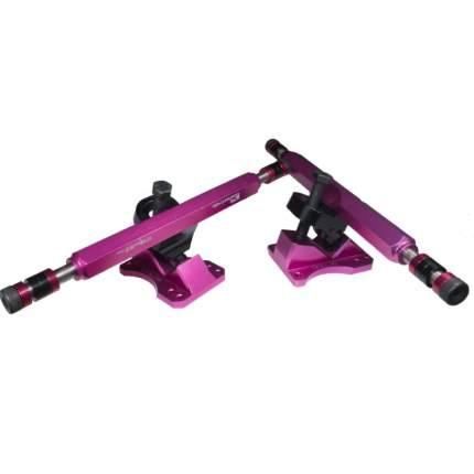 Подвеска для скейтборда Surf Rodz 4735 Indeesz 2014 177 мм pink/black/pink